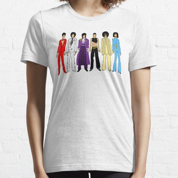Retro Vintage Fashion 16 Essential T-Shirt