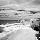 Three seconds in thousands of years - Great Ocean Road by Norman Repacholi