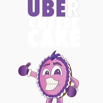 Ube Rock - BlackBeard's Dulceria by mdoydora