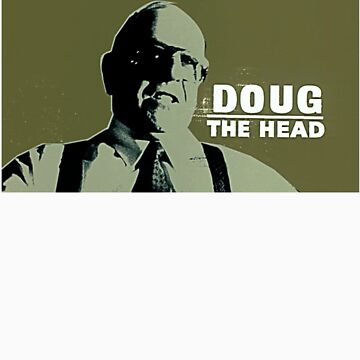 Doug the Head by theerikjohnson