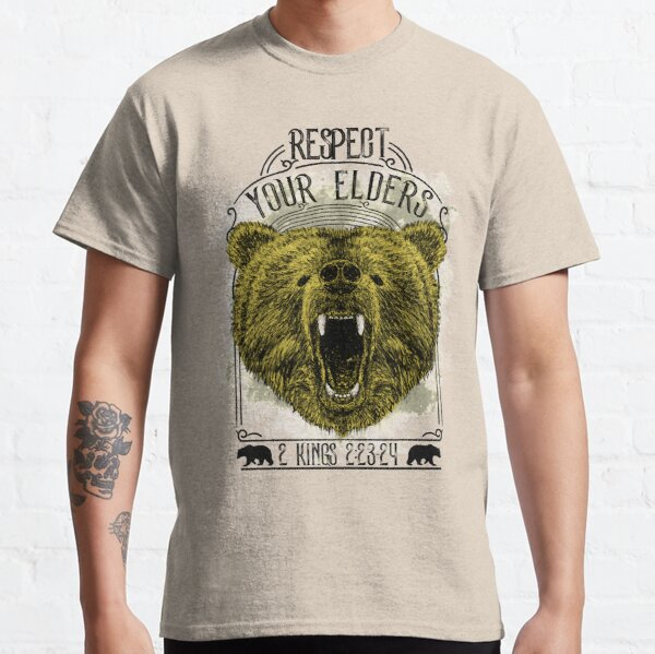 Respect Your Elders Classic T-Shirt