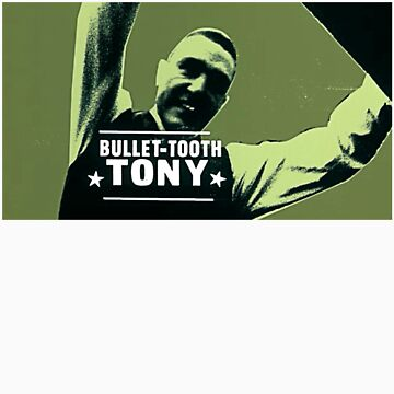 Bullet Tooth Tony by theerikjohnson