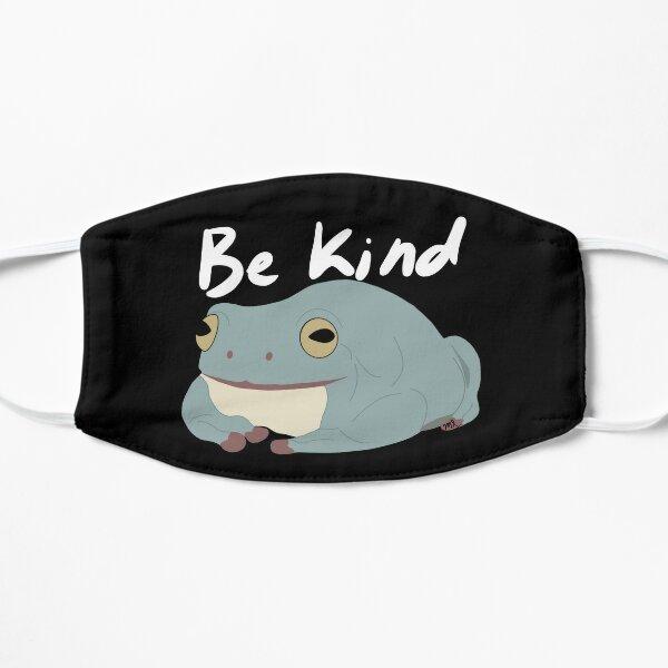 Darwin, Be Kind Flat Mask
