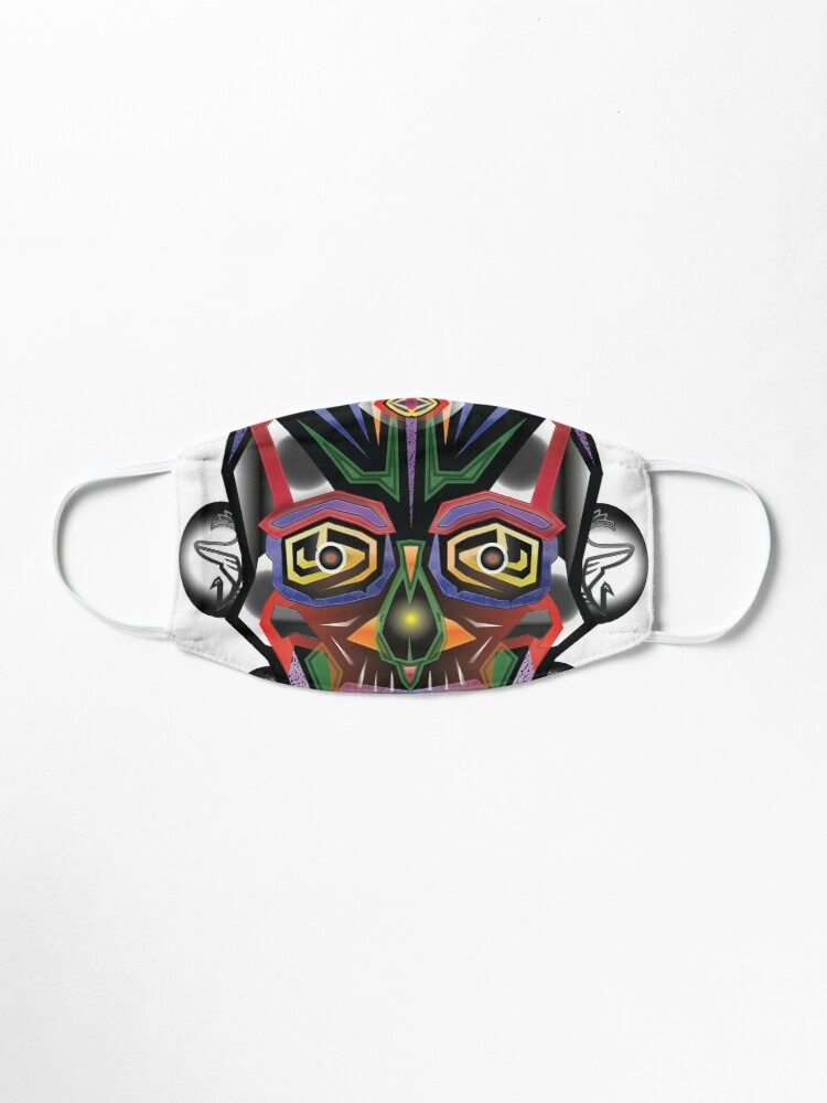 Alternate view of Skull Traction Mask