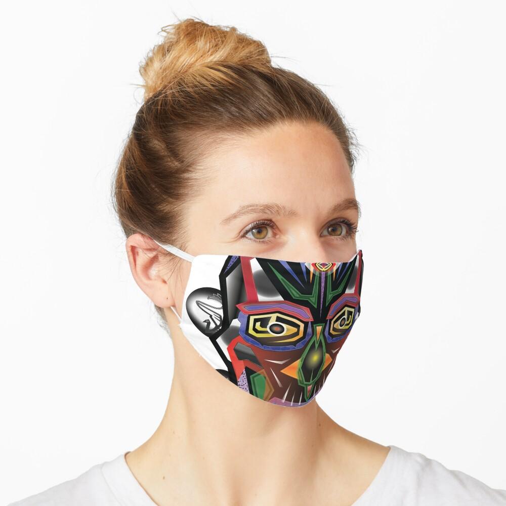 Skull Traction Mask