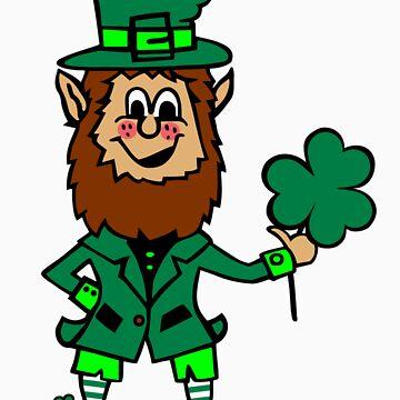 Kobold St. Patricks Day von Designzz