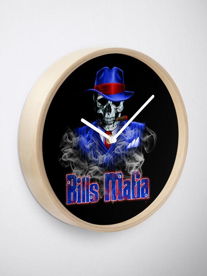 Alternate view of Bills Mafia Clock
