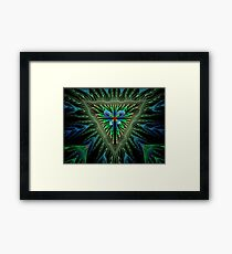 The Shield Of Apophysis Framed Print