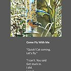 Bird chat - Come fly with me by YoungPoet