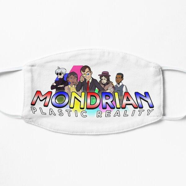 Plastic Reality Logo Mask