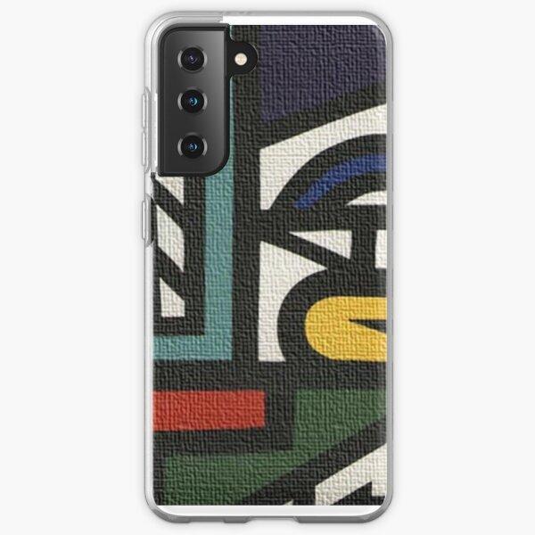 NDEBELE POP ART Samsung Galaxy Soft Case
