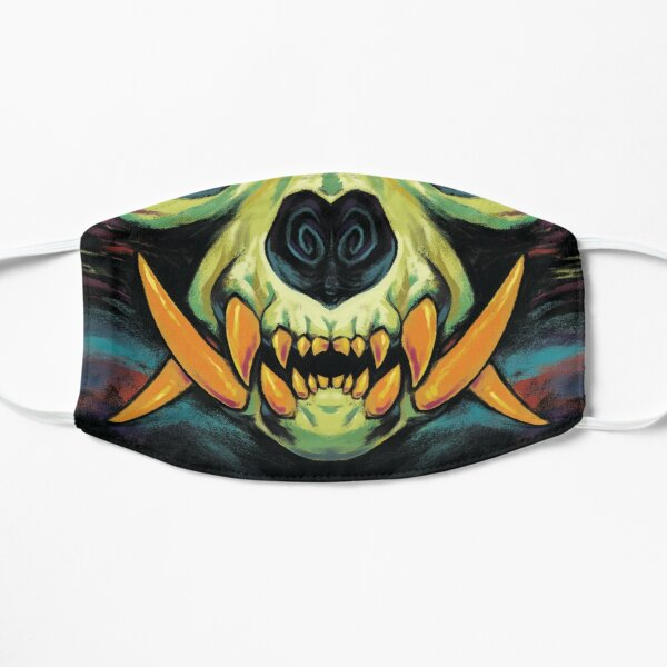 Painted Beast Mask