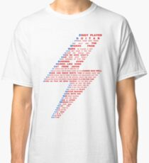 Ziggy played guitar... Classic T-Shirt