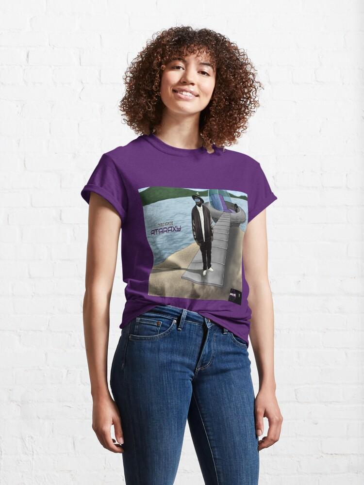 Alternate view of T.Kanero - Ataraxy  Classic T-Shirt