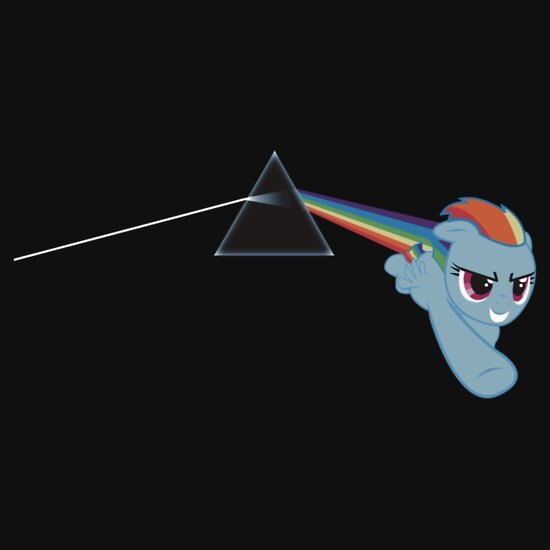 TShirtGifter presents: Rainbowdash