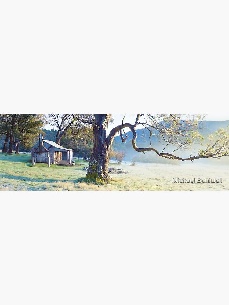 Oldfields Hut, Kosciuszko National Park, Australia by Chockstone