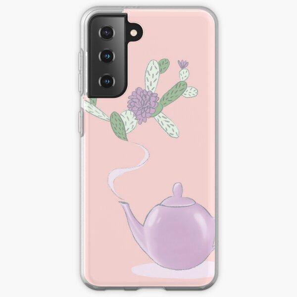 Tea time Samsung Galaxy Soft Case