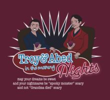 Troy and Abed in the Morning... NIGHTS!