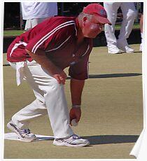 M.B.A. Bowler no. d024 Poster