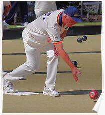 M.B.A. Bowler no. d089 Poster