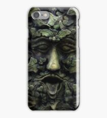 Greenman iPhone Case/Skin