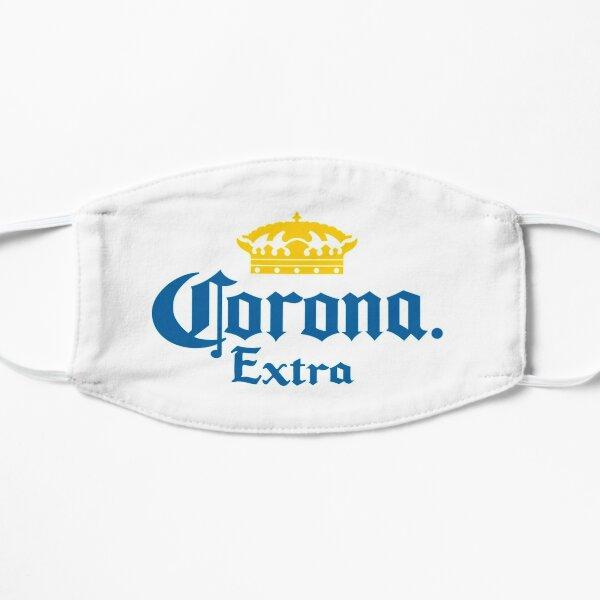 Cerveza Corona Mascarilla plana