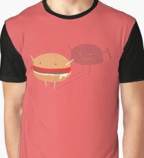 Fast fat food Graphic T-Shirt