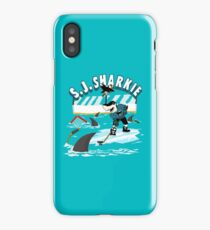 Sharkies blast from the past! iPhone Case/Skin
