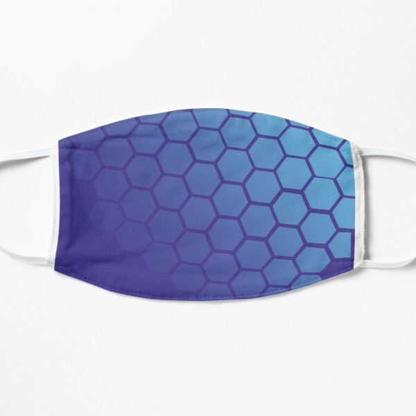 All About the Hexagons Mask