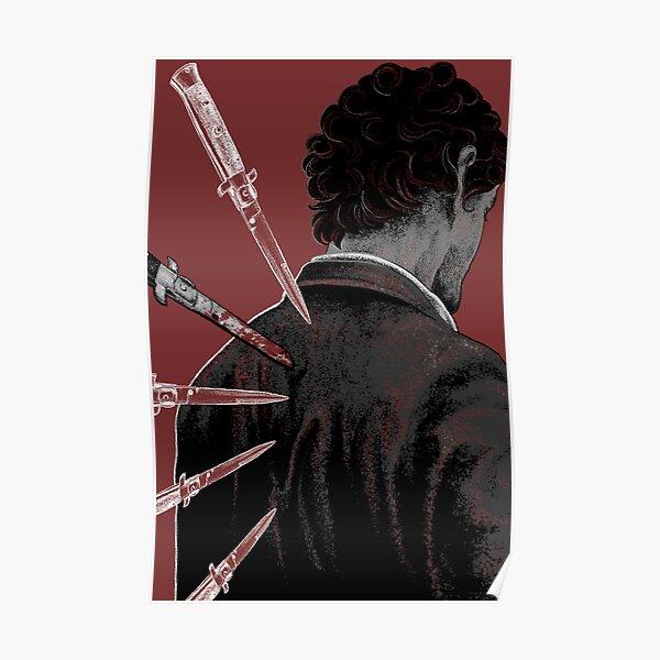 HANNIBAL: Like Knives Poster
