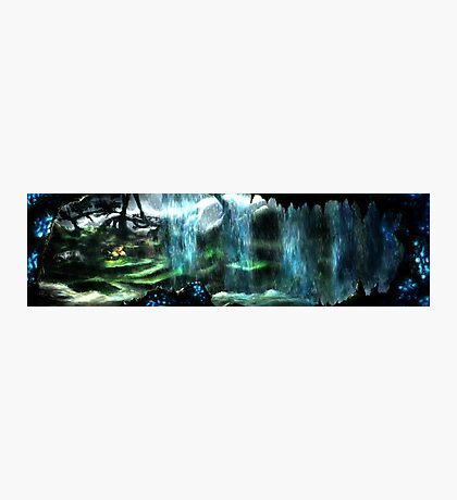 Metroid Metal: Tallon Overworld- Where it all begins Photographic Print
