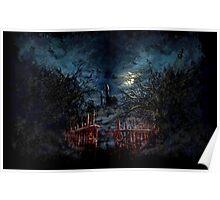 Castlevania: Vampire Variations- Gates Poster