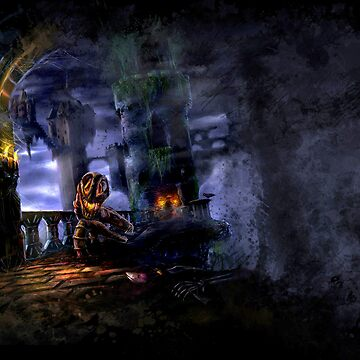 Castlevania: Vampire Variations- Bridge by LightningArts