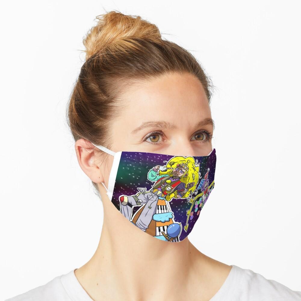 Galactic Mask