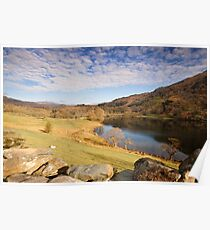 Rydal Water Cumbria Poster