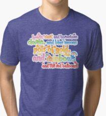 ★ Lucky Charms ❤  Tri-blend T-Shirt