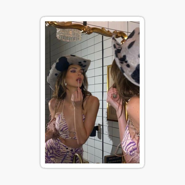 Kendall - Time for Gloss Sticker