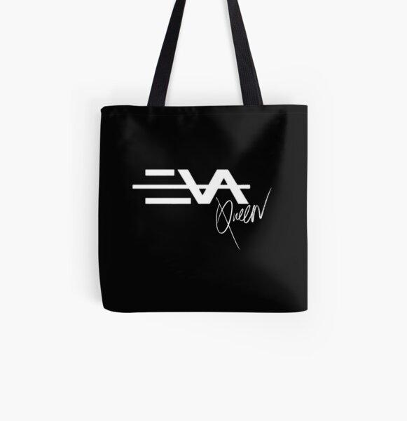logo eva queen Tote bag doublé