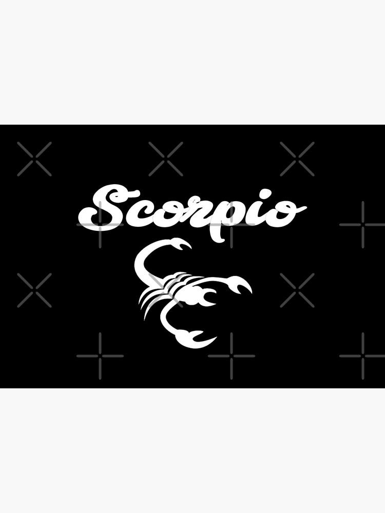 Scorpio T-Shirt by Mbranco