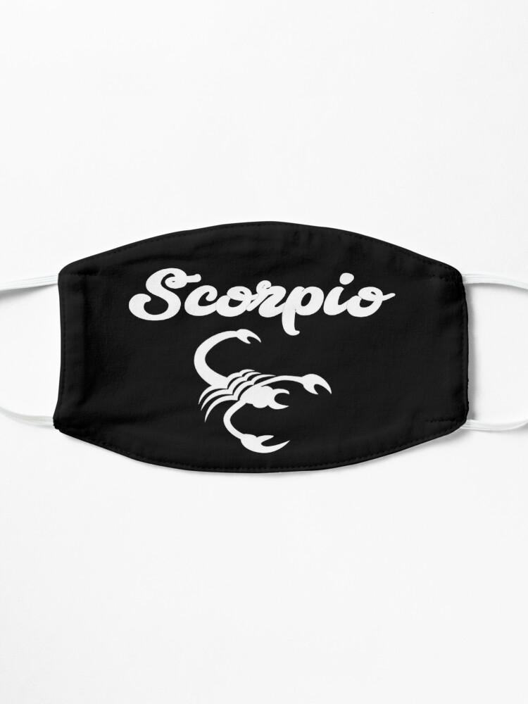 Alternate view of Scorpio T-Shirt Mask