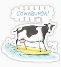 Pegatina Cowabunga!