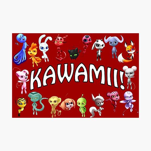 KAWAMII Photographic Print