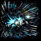 Blast Off by LightningArts