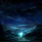Alien Sunrise by LightningArts