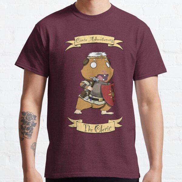 Cavie Adventurers - The Cleric Classic T-Shirt