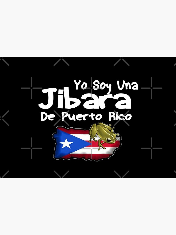 Yo Soy Una Jibara De Puerto Rico Design by Mbranco