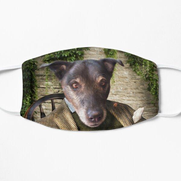 Dog Portrait - Jack Flat Mask