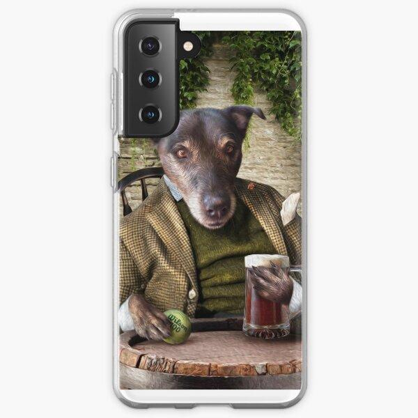 Dog Portrait - Jack Samsung Galaxy Soft Case