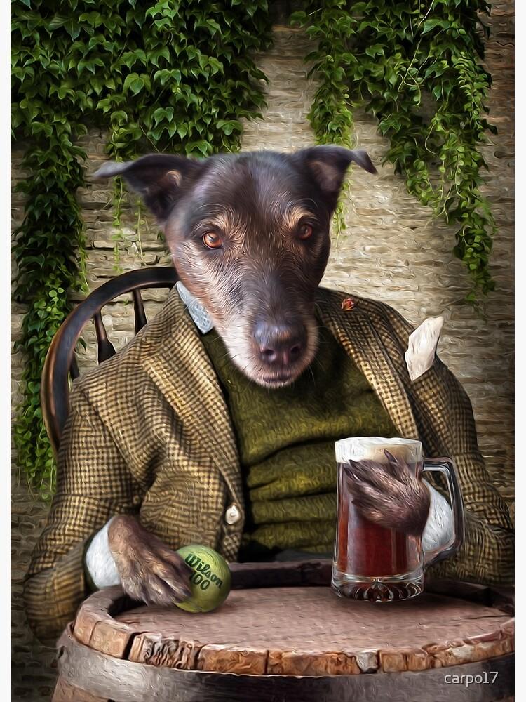 Dog Portrait - Jack by carpo17