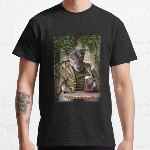 Dog Portrait - Jack Classic T-Shirt